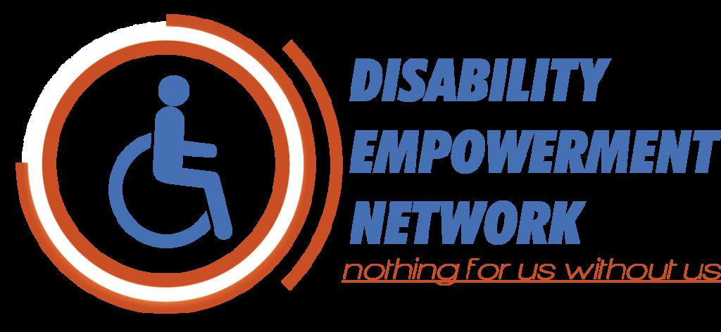 disability empowerment network logo